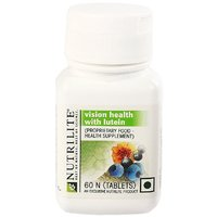 Amway Nutrilite Vision Health With Lutein - 60 Tablets