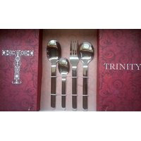 Solo 24pcs Cutlery Set With Soup Spoon