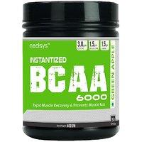 Medisys Instantized BCAA 6000 - Green Apple - 400gm