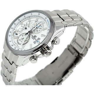 CASIO EDIFICE EF 501D 7AV CHRONOGRAPH WATCH With ALARM