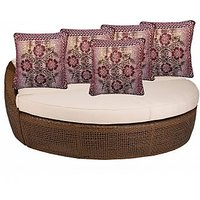 Sweet Home Pack Of 5 Designer Cushion Cover - Option 5