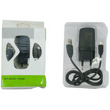 Travel Wall Charger Micro Usb Data Cable For Htc