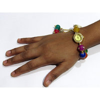 Colourful Beads Fancy Watch