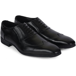 Ziraffe DARWIN Black Mens Formal Shoes