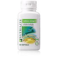 Amway Nutrilite Salmon Omega-3 60N Softgels