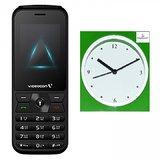 Videocon Bazoomba 5 V2RA 4000 mAh with Free Wall Clock