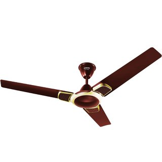 Eveready 1200mm Mystique Maroon Ceiling Fan