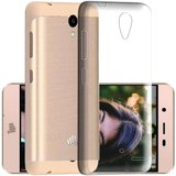 Micromax Vdeo 2 q4101 Transparent Soft Back Cover