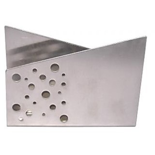Stainless Steel Trendy Napkin Holder