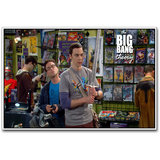 The Big Bang Theory Tv Show Poster By Artifa