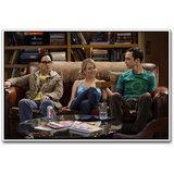 The Big Bang Theory Tv Series Poster By Artifa