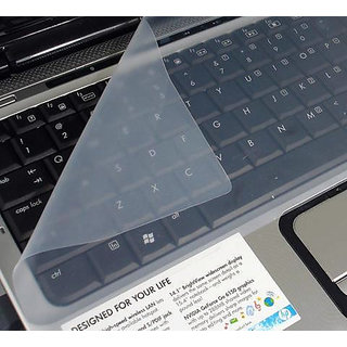 Laptop Keyboard Silicon Cover Skin Protector
