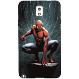 Snooky Digital Print Hard Back Cover For Samsung Galaxy Note 3 N7200 Td11488