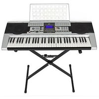 Universal Portable Foldable Piano Stand Musical Key Board Stand Heightadjustable - 4043548
