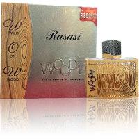 Rasasi Perfume For Women - RASASI WOW Woody Perfume - 55 ML