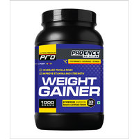 Proence  Pro Weight Gainer-1 Kg Chocolate Flavour (free Shaker)