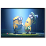 Despicable Me 2 Minions Poster By Artifa