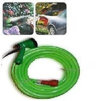 NEW MULTIFUNCTION SPRAY GUN WITH 30M Water HOSE BIKE WASH Garden HOSE Car Wash