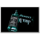 Jack Daniels Tennessee Whiskey Poster By Artifa