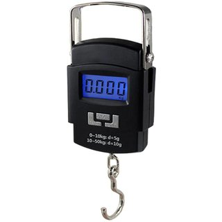 Weighing Scale Digital Heavy Duty Portable Hook Type with Temp 50Kg