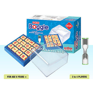 Playmate Word Boggle Word Building Game. Age 4 to 8 Years+