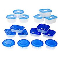 16 Pcs Storage Container  Set TD-4116