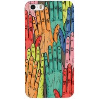 Snooky Digital Print Hard Back Case Cover For Apple Iphone 5s Td10651