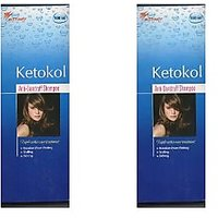Anti Dandruff Shampoo (PACK OF TWO) 100mlX2 = 200ml