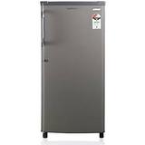 Kelvinator KW203-EFYRH FDA 190 Litres Single Door Direct Cool Refrigerator - Silver