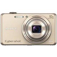 Sony Cybershot DSC-WX220/(Gold) 18.2MP Digital Camera with 2 Year Sony India Warranty