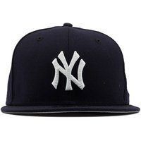 Embroidered Snapback Black NY Hat Hip Hop Cap