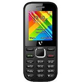Videocon V1522 Dual SIM Mobile Phone – Black Red