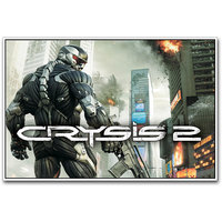 Crysis 2 Poster By Artifa