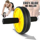 Ab Roller Ab Wheel Abdominal Workout Roller For Ab Exercises UNISEX WIT FREE MAT
