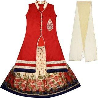 Lehenga Choli taffeta silk Designer embroidered Girls partywear ethnic wear