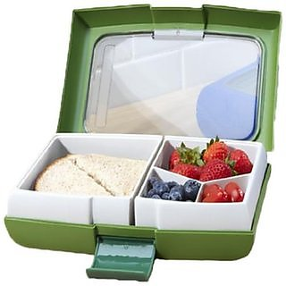 wonderchef trudeau fuel bento lunch box. Black Bedroom Furniture Sets. Home Design Ideas