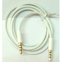 3.5Mm Aux Male To Male Cable For Apple Ipod Iphone