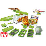 Nicer Dicer Plus Heavy Quality-Chopping and Cutting(Imported)