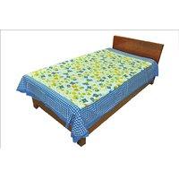 Designer Exclusive Floral Print King Size Single Bed Sheet SRB2115