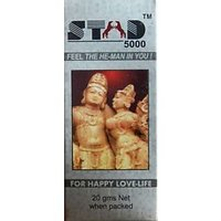 Stud 5000 Delay Spray (Set Of  5 Pcs 20 Gms Each) Sex Enhancement Spray For MEN