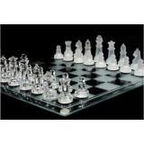 Beautiful Crystal Chess Set For Your Home Office