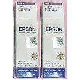 ORIGINAL EPSON BLACK INK 2-BOTTLES FOR L100/L200/L210/L110/L300 INKJET PRINTER