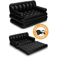 Bestway Black 5 In 1 Sofa Inflatable Air Bed