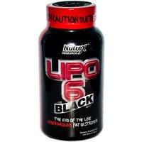 Lipo 6 Black, 120 Capsules