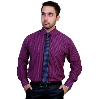Peter England Trendy Mix Colour Formal Shirt
