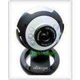 Techcom 12Mp Webcam & Mic Night Vision Web Camera