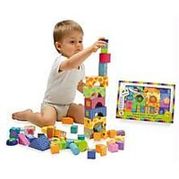 Blocks Set - 50 Pcs