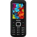 Intex Platinum Matrix Dual SIM Mobile Phone - Black