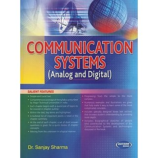 Communication Systems: Analog and Digital  English  Author: Sanjay Sharma available at ShopClues for Rs.495