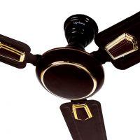 Lifelong Premium LLSFPR01B Ceiling Fan, Brown